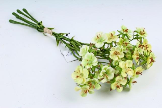 Искусственное растение - Камнеломка салатовая SUN519