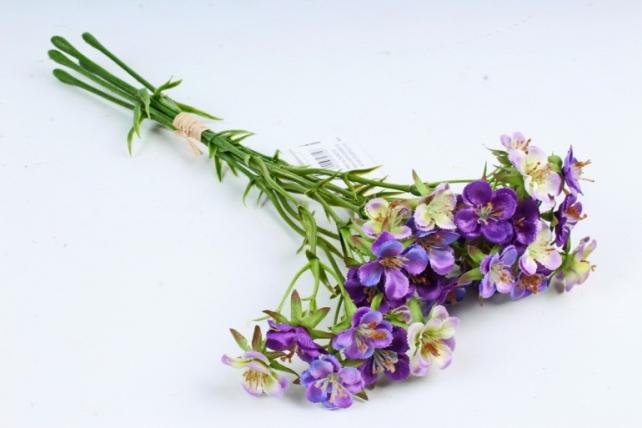 Искусственное растение - Камнеломка васильковая SUN519