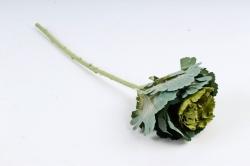 Искусственное растение - Капуста декоративная  зелёная YL006