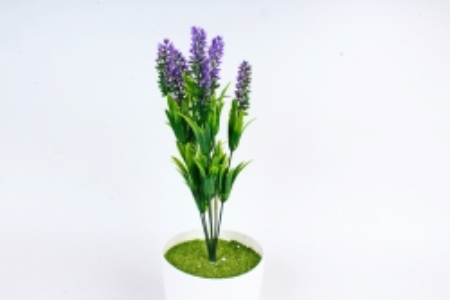 Искусственное растение - Лаванда