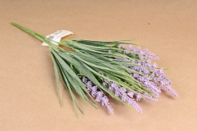 Искусственное растение - Лаванда Туманный Прованс сиреневая  Б10624