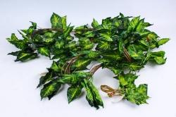 Искусственное растение - Лиана листья сингониума (5шт в уп)