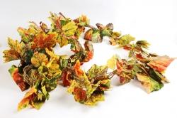 Искусственное растение - Лиана осенний виноград  (5шт в уп)