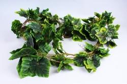 Искусственное растение - Лиана виноград с прожилками (5шт в уп)