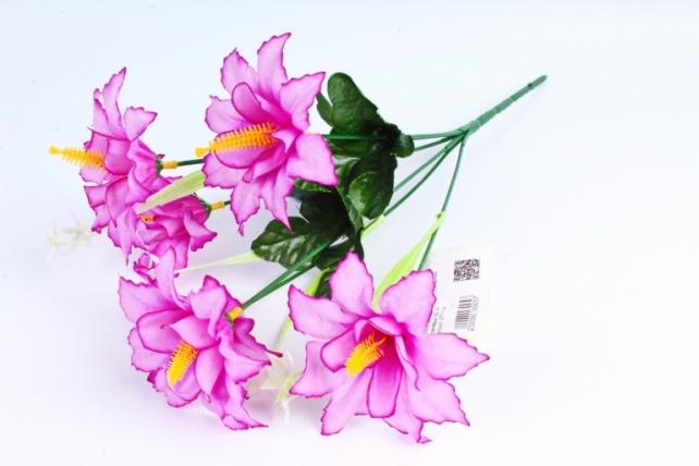Искусственное растение - Лилейник сиреневый