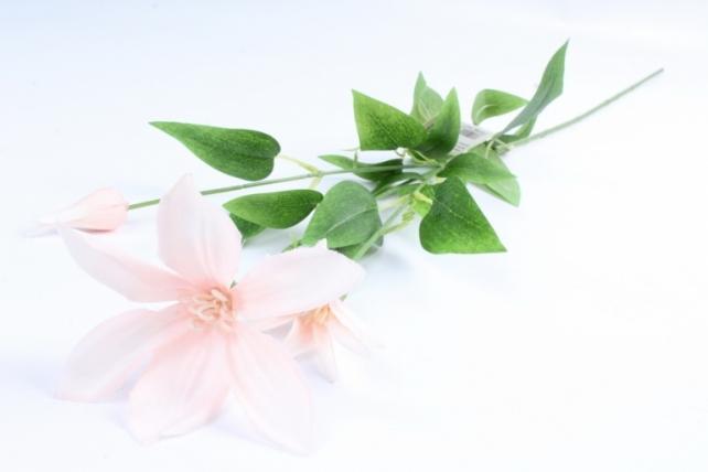Искусственное растение - Магнолия ветка коралловая  Тцк