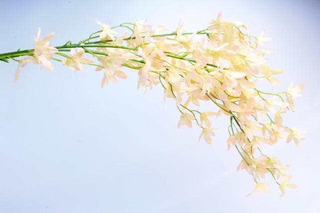 Искусственное растение - Магнолия высокая персиковая  Тцк