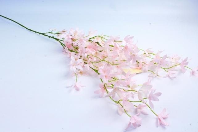 Искусственное растение - Магнолия высокая розовая  Тцк