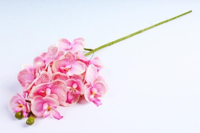 Искусственное растение - Орхидея розовая  SUN 396