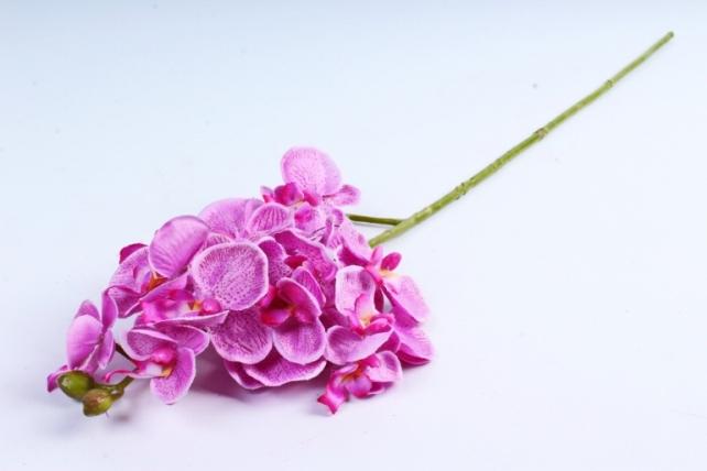 Искусственное растение - Орхидея сиреневая  SUN 396