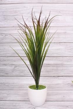 Искусственное растение - Осока бордо 50 см