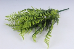 Искусственное растение - Папоротник лесной зелёный н=40 см б10383