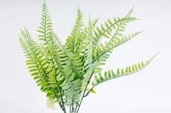 Искусственное растение - Папоротник Орляк салатовый