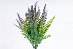 Искусственное растение - Папоротник Орляк сиреневый