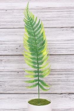 Искусственное растение - Папоротник подмосковный Н=42 см В2198