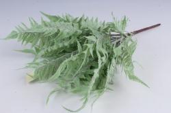 Искусственное растение - Папоротник Страусник салатовый Н=48 см Б10651