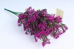 Искусственное растение - Пастушья сумка фуксия