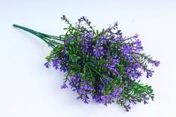 Искусственное растение - Пастушья сумка сиреневая