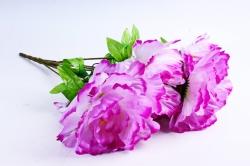 Искусственное растение - Пионы сиреневые