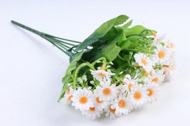 Искусственное растение - Пиретрум белый