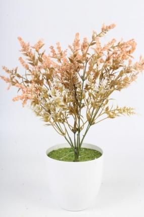 Искусственное растение - Полынь персиковая Н=37 см Б10932