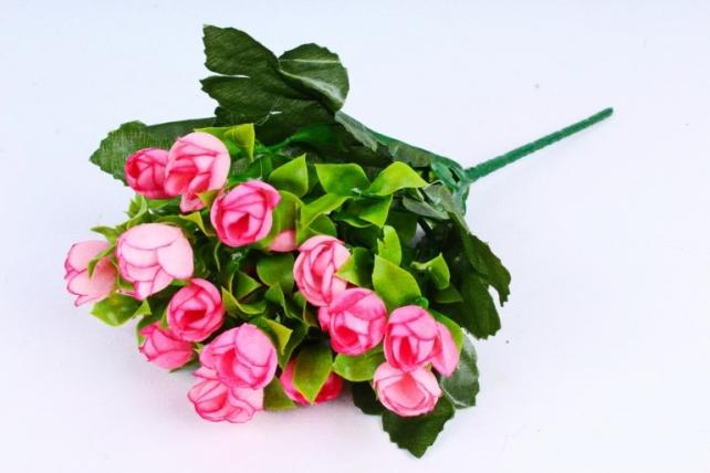 Искусственное растение - Ранункулюс розовый