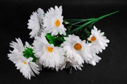 Искусственное растение - Ромашка (15 голов)