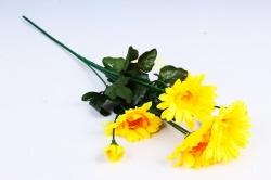 Искусственное растение - Ромашки жёлтые