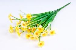 Искусственное растение - Ромашки мелкие жёлтые
