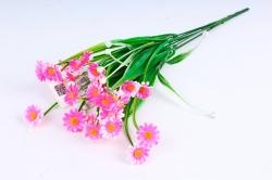 Искусственное растение - Ромашки мелкие розовые