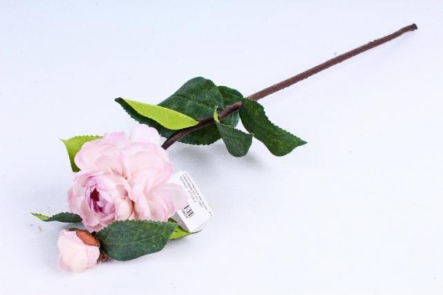 Искусственное растение - Роза сиреневая  1887