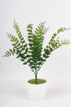 Искусственное растение - Рябина силикон Н=50 см Б9240