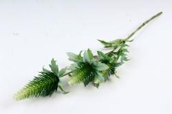 Искусственное растение - Синеголовник  зелёный PS03-1304OPT