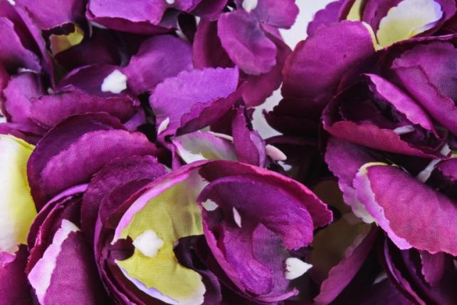 Искусственное растение - Соцветие гортензии (3 шт) сиреневый ART134