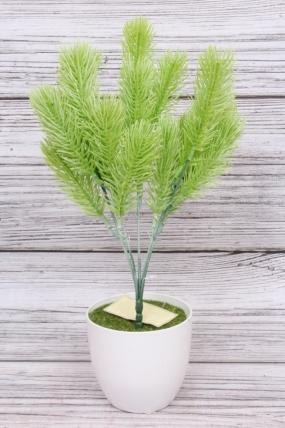 Искусственное растение - Сосна горная белая Н=35 см Б10913