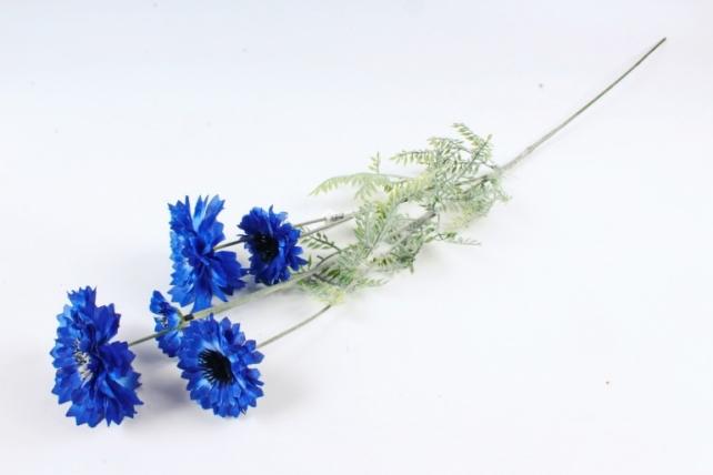 Искусственное растение - Василёк высокий   В10862