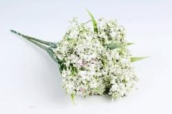 Искусственное растение - Ветка Лабазника белая  (12 шт в уп) TIK038