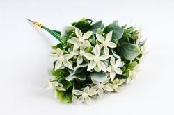 Искусственное растение - Ветка с цветком  ( 5 шт в уп) AVA164B