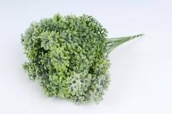 Искусственное растение - Ветка травы декор зелёная  (12 шт в уп) TIK044