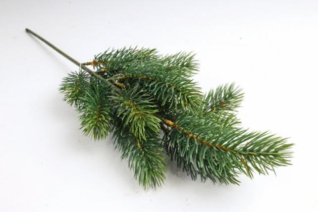 Искусственное растение - Веточка Ели  CH033