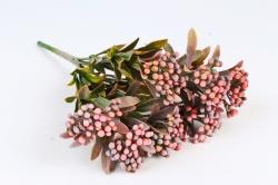 Искусственное растение - Водянка цветная  брусничная Б10706