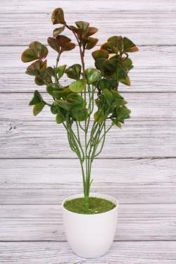 Искусственное растение - Зелень китайская терракотовая. 40 см.