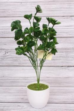 Искусственное растение - Зелень китайская зелёная. 40 см.