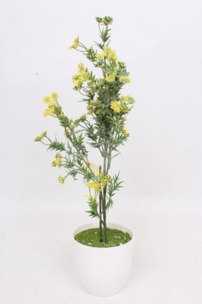 Искусственное растение - Зверобой жёлтый Н=73 см