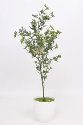 Искусственное растение - Зверобой зелёный Н=73 см