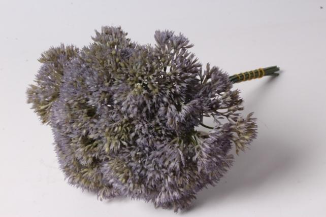 Искусственное растение - Аллиум Сиреневый (12 шт в уп)  LIU219