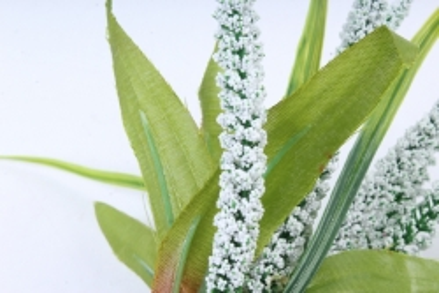 Искусственное растение -  Амарант белый  Б9625