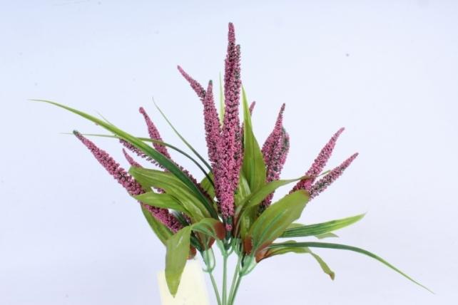 Искусственное растение -  Амарант фуксия  Б9625
