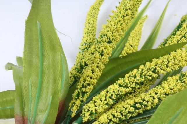 Искусственное растение -  Амарант жёлтый  Б9625