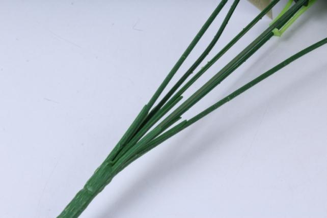 искусственное растение - анемона желтая 33см